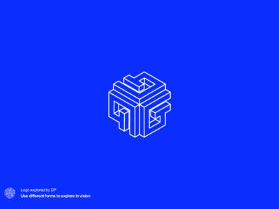 G  LOGO 品牌化 logo 设计