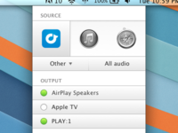 AirPlay WIP