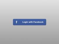 Facebook Button(Free PSD)