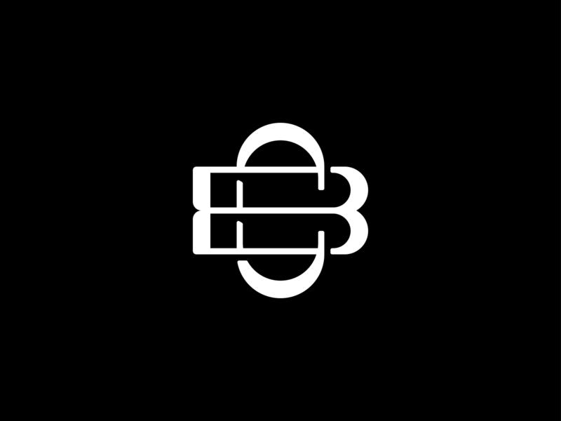 Chefbox letter lettermark monogram minimal icon logomarks branding vector logomark logo concept logo design logo design