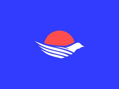 Flying Bird Logomark