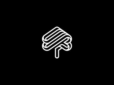 Tree Logomark Concept