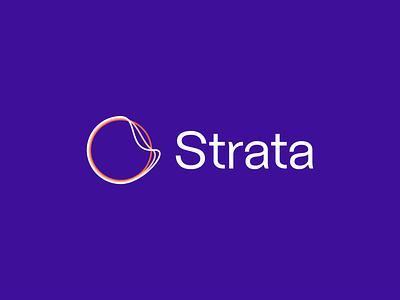 Strata logodesign identitydesign branding logotype graphicdesign