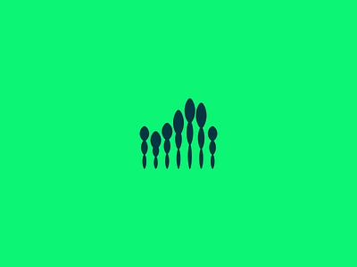 Forest logomark logomark icon logodesign logotype branding
