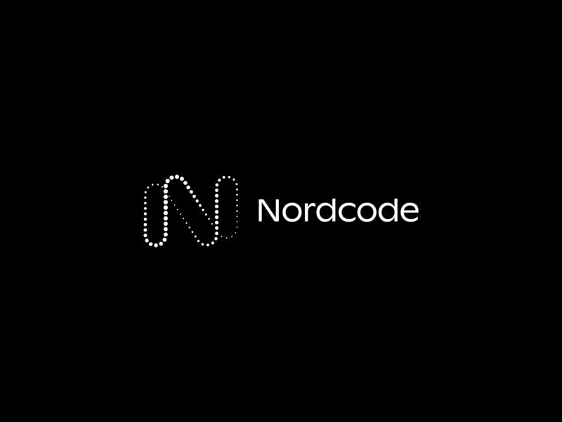 Nordcode nordcode logodesign logotype design logo