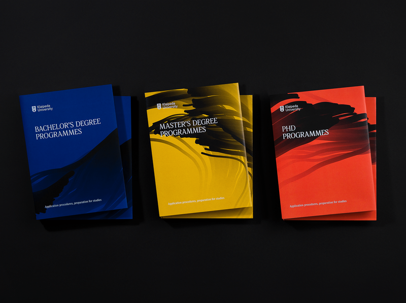 KU / Klaipeda University identity identity identitydesign branding graphicdesign