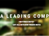 Bittrex Bots  All cryptocurrency bots