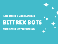 Bittrex Bots| Automatic cryptocurrency trading