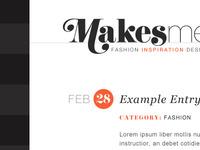 Makesme Blog