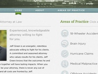 Attorney Website