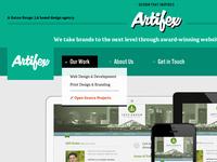 New Artifex Website