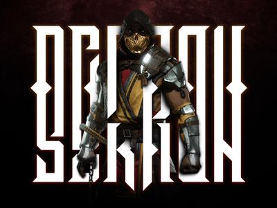 Scorpion / MK11