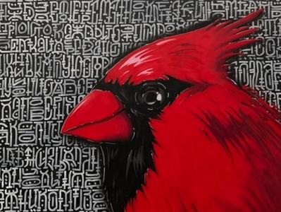 RED-CARDINAL