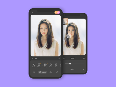 Dark Model ui  ux 尝试 dark mode