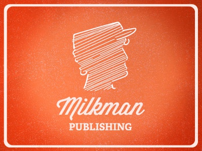 Milkman Publishing lost type co illustration silhouette