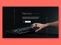 Website design for Neova