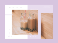 Website design | Tea time