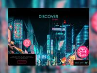 Website design | Tourism