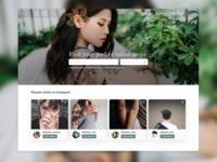 Tattoo artist instagram profile finder