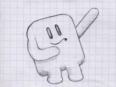 Character Thumbnail - Rough Detail