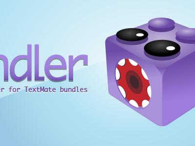 bundle logo & icon bundle cube teeth textmate bundles