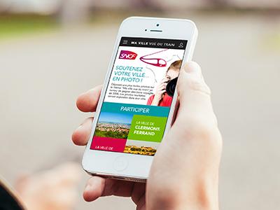 Sncf brandin brand responsive interface graphic webdesign web context app ui ux mobile