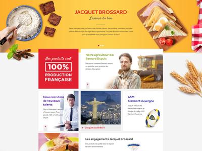 Ui metro  clean form metro style food web design flat web interface ui design