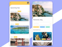 Manage your trips 🌎