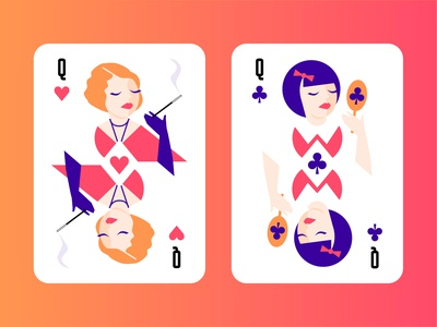 Modern Playing Cards