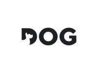 Dog logo concept