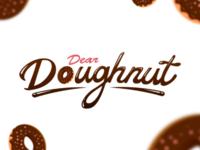 Dear Doughnut logo