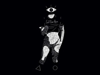 I see you - illustration