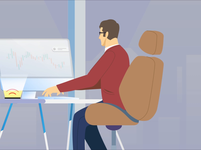 Job... studiosolovey solovey gif motion 2019 trend after effect animation 2d chracter icon illustration vector