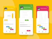 Savings Mobile App
