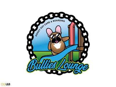 Bullies Lounge Logo