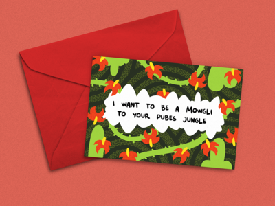 Saint Valentine's Day Postcard