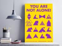 Poster For Intersex Film Festival