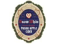 Snow White Poison Apple Cider