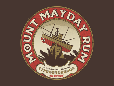 Mount Mayday Rum