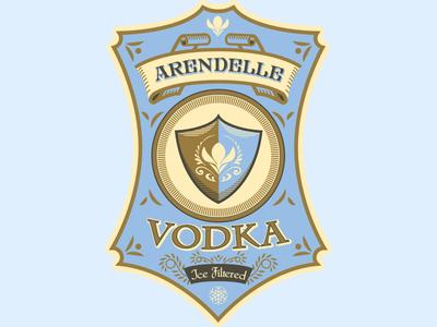 Arendelle Vodka
