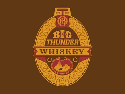 Big Thunder Whiskey