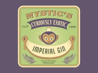 Mystic's Imperial Gin