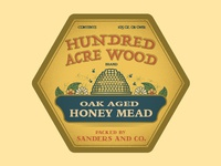 Hundred Acre Wood Mead