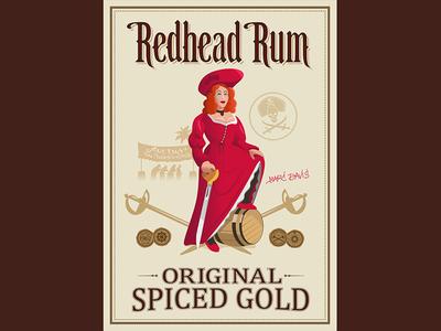 Redhead Rum