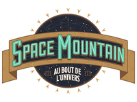 Space Mountain: To The Edge Of The Universe