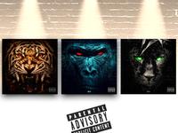 CD artwork concept work