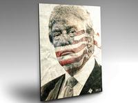 Trump modern art