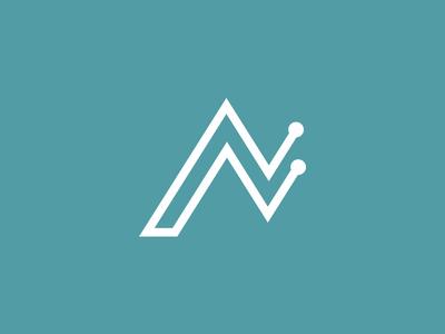 Unused 'A' Logo Mark