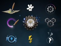 Epic Mickey 2 Video Game - HUD Icons
