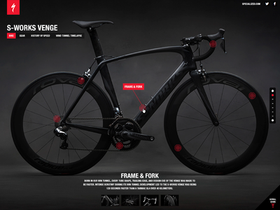 Specialized - 5 Minutes ui specialized racing bicycle